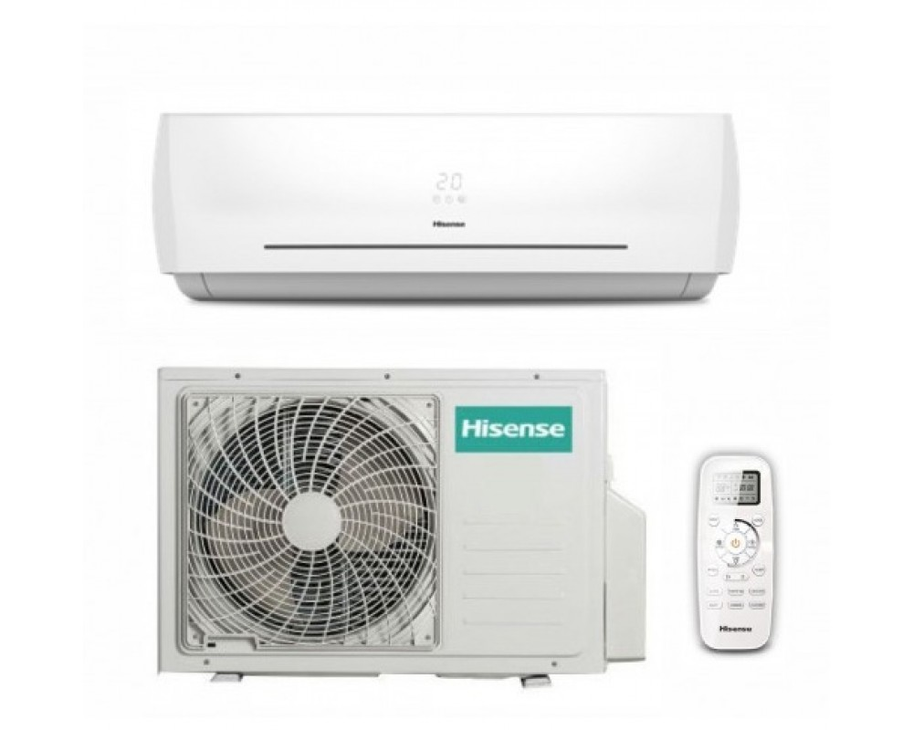 Сплит-система Haisense AS-12HR4SVDDC15 NEO Classic A